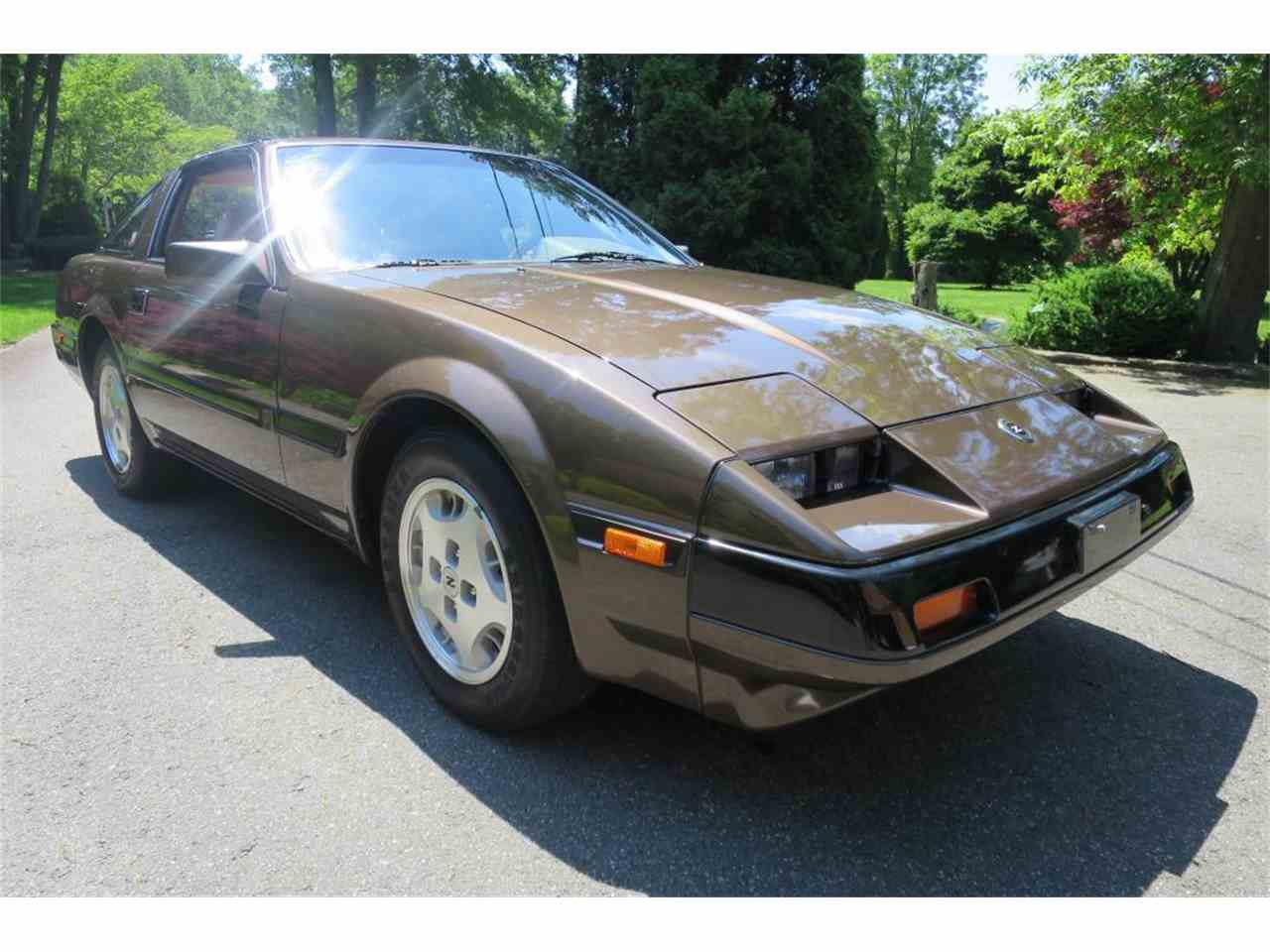 1985 nissan 300zx for sale cc 990769. Black Bedroom Furniture Sets. Home Design Ideas