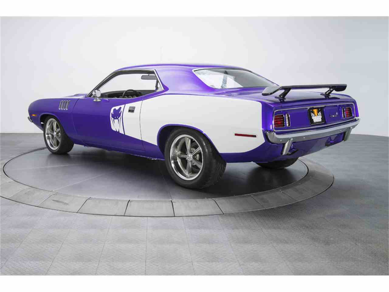 Large Picture of '73 Barracuda - L8HE