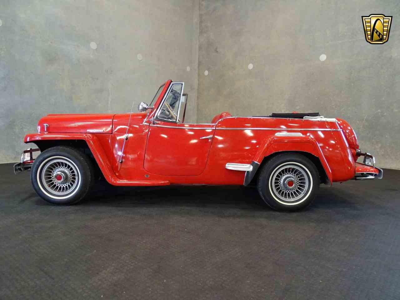 Large Picture of 1950 Willys located in Ruskin Florida Offered by Gateway Classic Cars - Tampa - LDUL