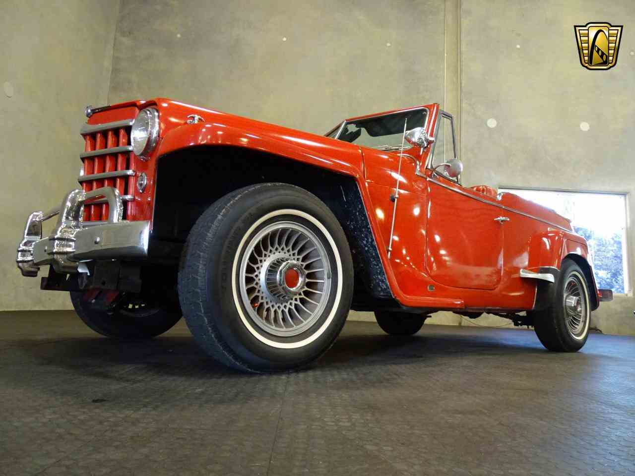 Large Picture of Classic '50 Jeep Willys - LDUL