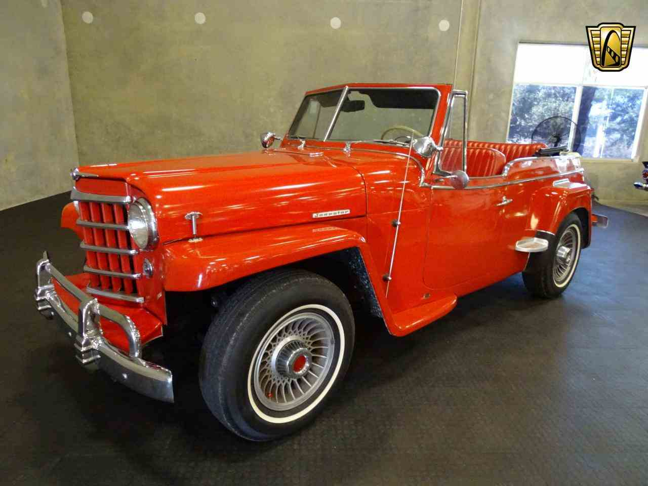 Large Picture of 1950 Willys Offered by Gateway Classic Cars - Tampa - LDUL