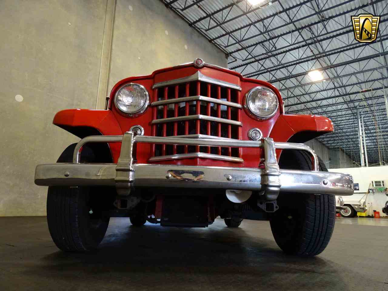 Large Picture of Classic '50 Willys located in Florida Offered by Gateway Classic Cars - Tampa - LDUL