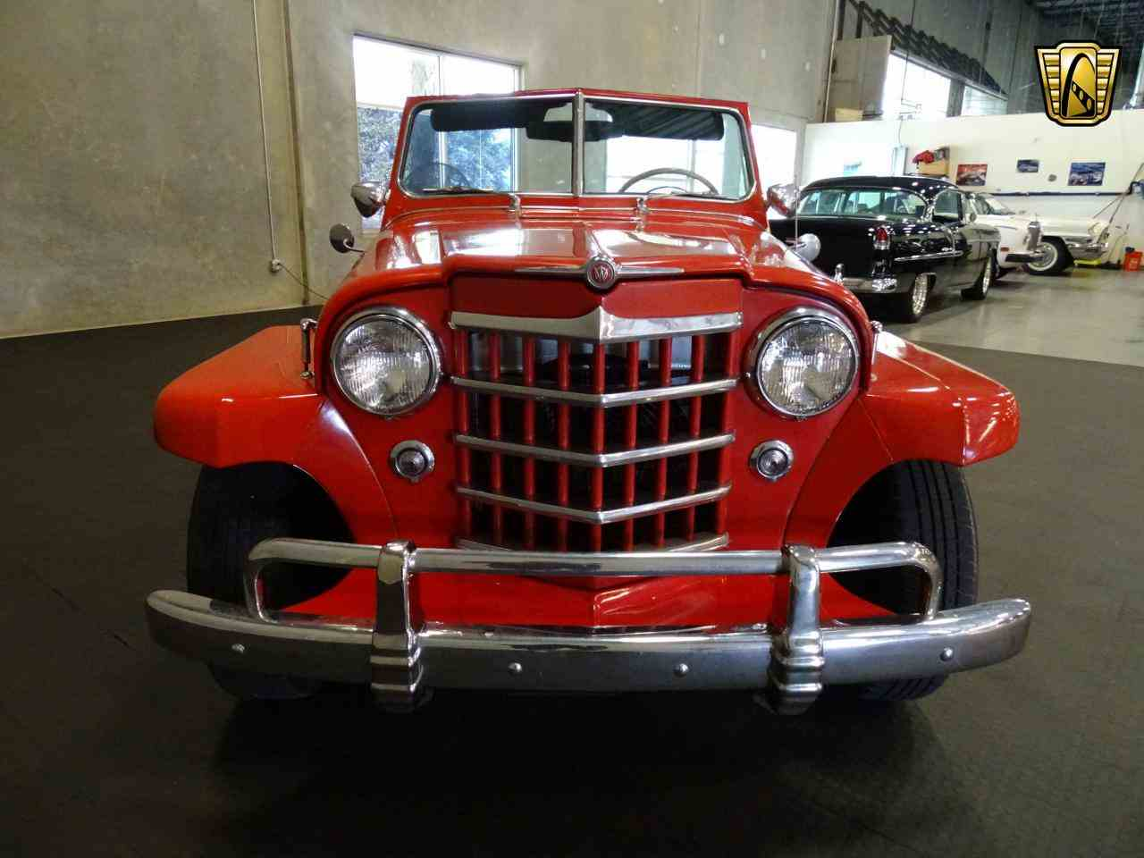 Large Picture of '50 Jeep Willys - $14,995.00 - LDUL