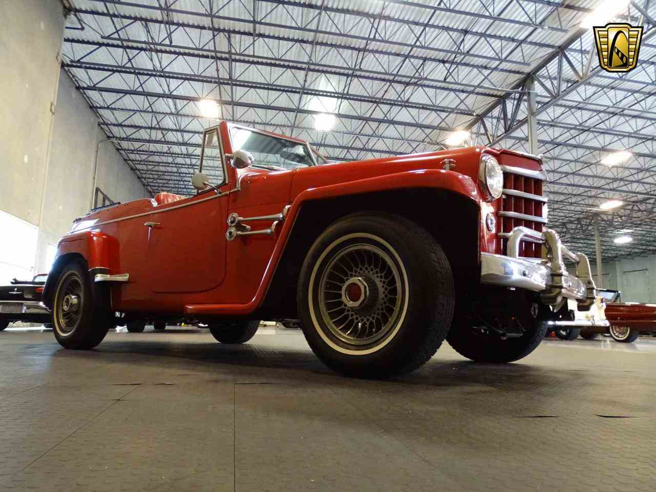 Large Picture of '50 Willys located in Florida - $14,995.00 Offered by Gateway Classic Cars - Tampa - LDUL