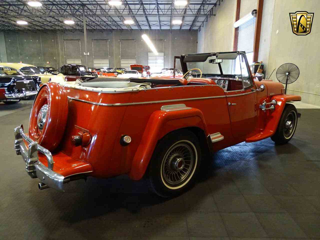 Large Picture of Classic 1950 Willys located in Ruskin Florida Offered by Gateway Classic Cars - Tampa - LDUL