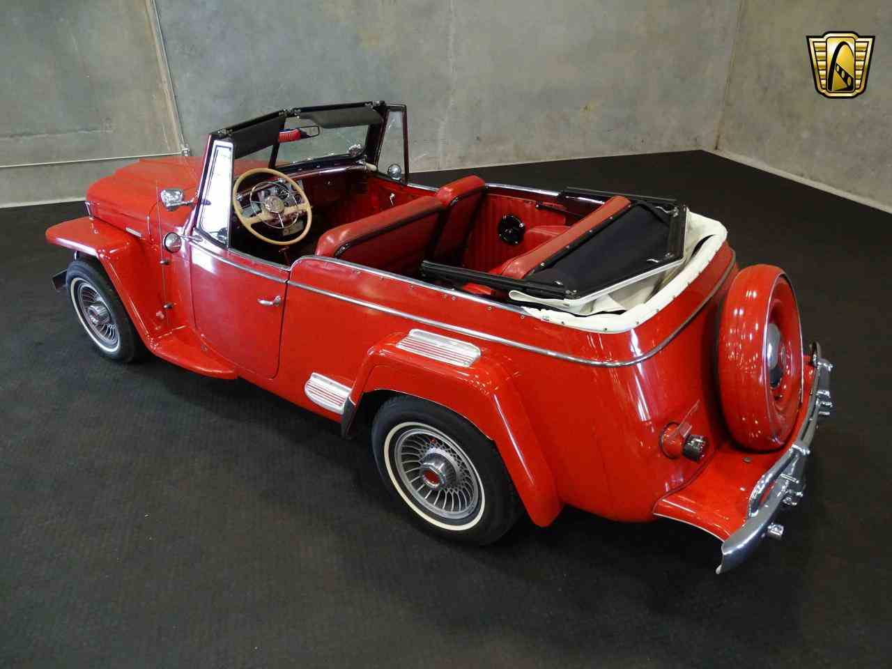 Large Picture of 1950 Jeep Willys Offered by Gateway Classic Cars - Tampa - LDUL