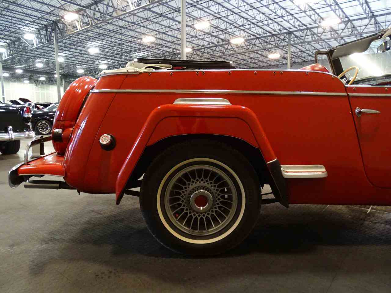 Large Picture of 1950 Jeep Willys - LDUL