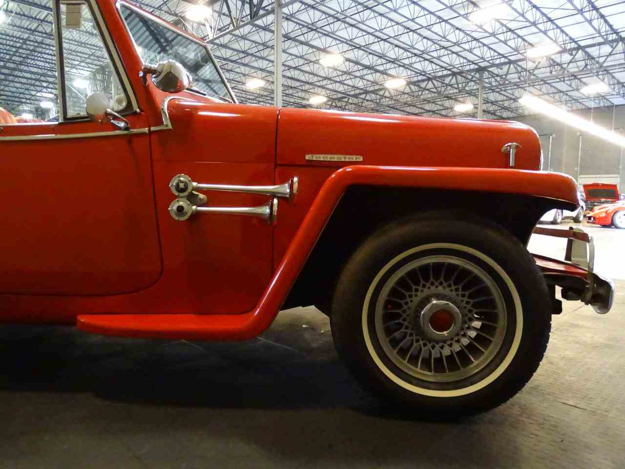 Large Picture of Classic '50 Willys located in Florida - $14,995.00 Offered by Gateway Classic Cars - Tampa - LDUL