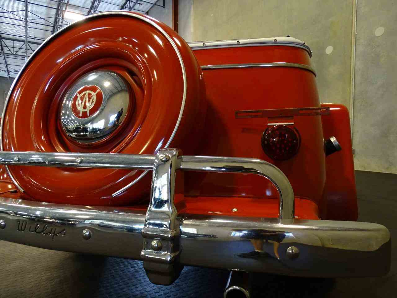 Large Picture of Classic '50 Willys Offered by Gateway Classic Cars - Tampa - LDUL
