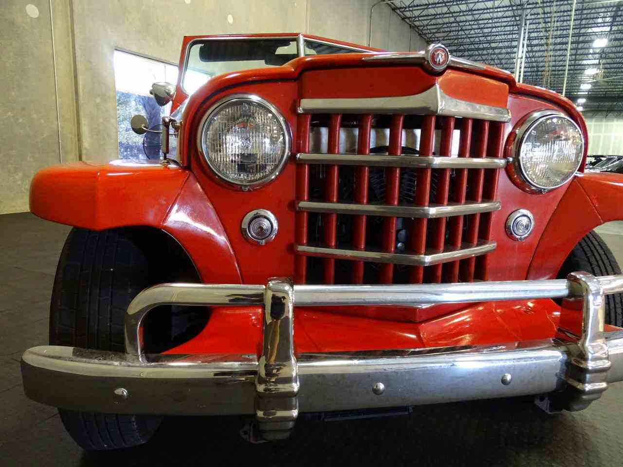 Large Picture of Classic 1950 Jeep Willys located in Ruskin Florida - $14,995.00 Offered by Gateway Classic Cars - Tampa - LDUL