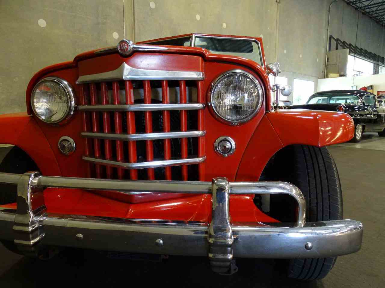 Large Picture of Classic '50 Willys located in Florida - $14,995.00 - LDUL