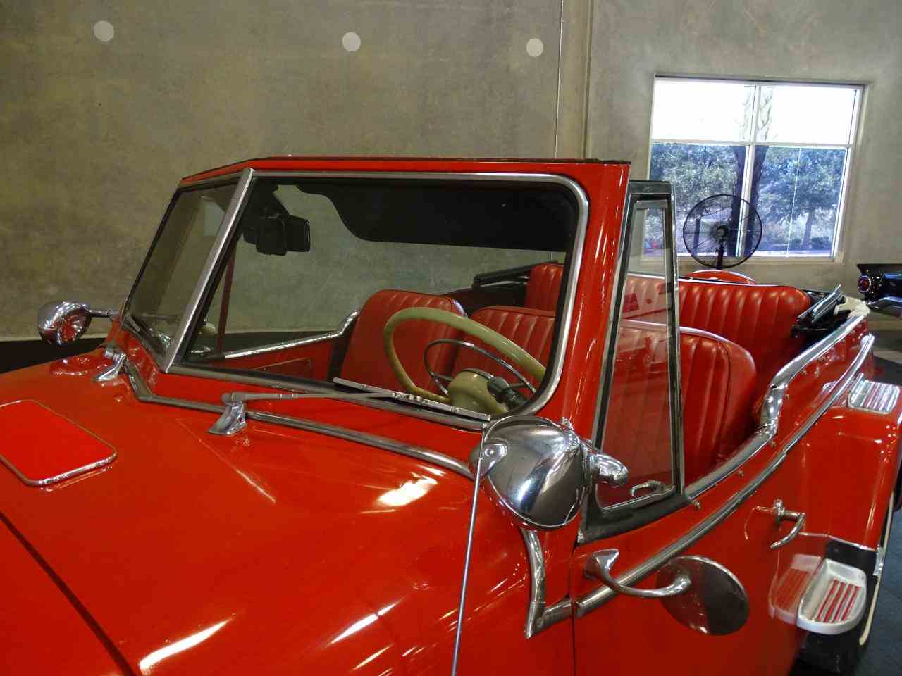Large Picture of Classic 1950 Willys located in Florida - LDUL