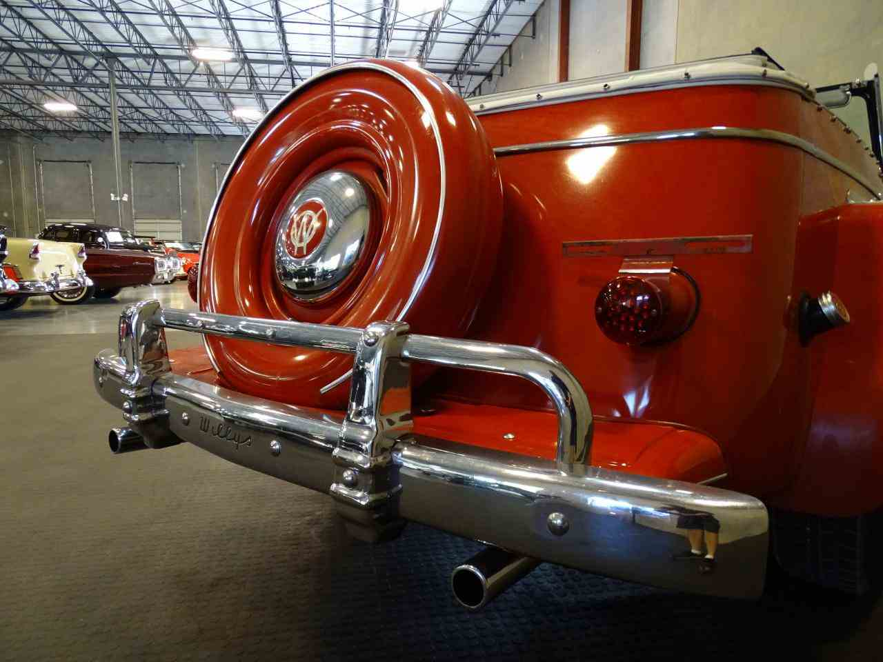 Large Picture of Classic '50 Jeep Willys Offered by Gateway Classic Cars - Tampa - LDUL