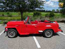 Picture of Classic 1950 Jeep Willys Offered by Gateway Classic Cars - Tampa - LDUL