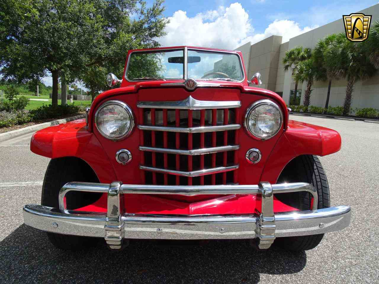 Large Picture of '50 Jeep Willys located in Ruskin Florida - $14,995.00 - LDUL