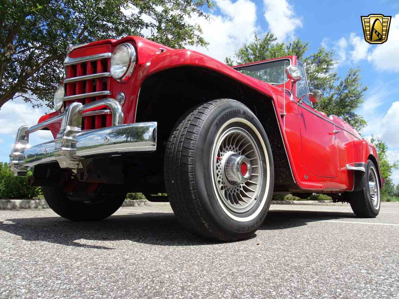 Large Picture of 1950 Jeep Willys located in Florida - LDUL