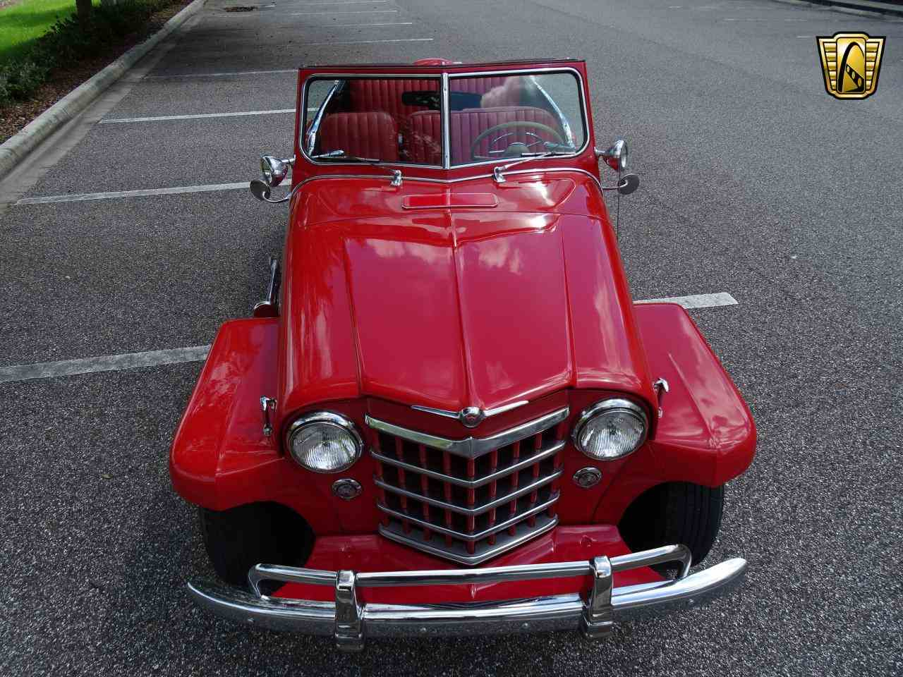 Large Picture of '50 Willys located in Ruskin Florida Offered by Gateway Classic Cars - Tampa - LDUL