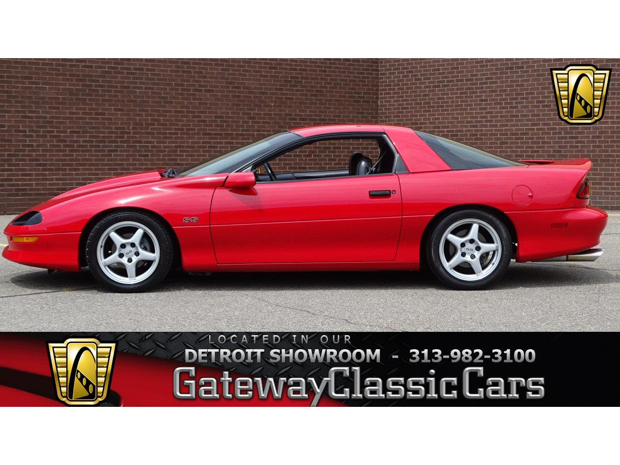 Large Picture of '96 Camaro Offered by Gateway Classic Cars - Detroit - LDUP