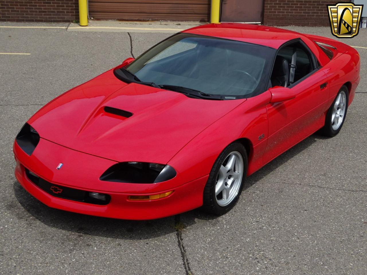 Large Picture of 1996 Camaro Offered by Gateway Classic Cars - Detroit - LDUP