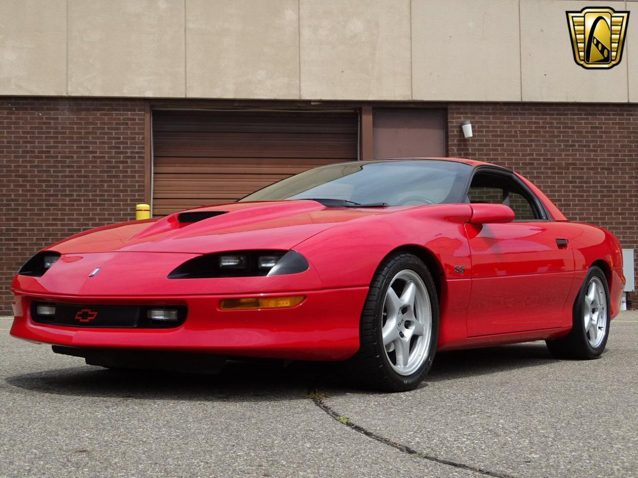Large Picture of 1996 Chevrolet Camaro Offered by Gateway Classic Cars - Detroit - LDUP