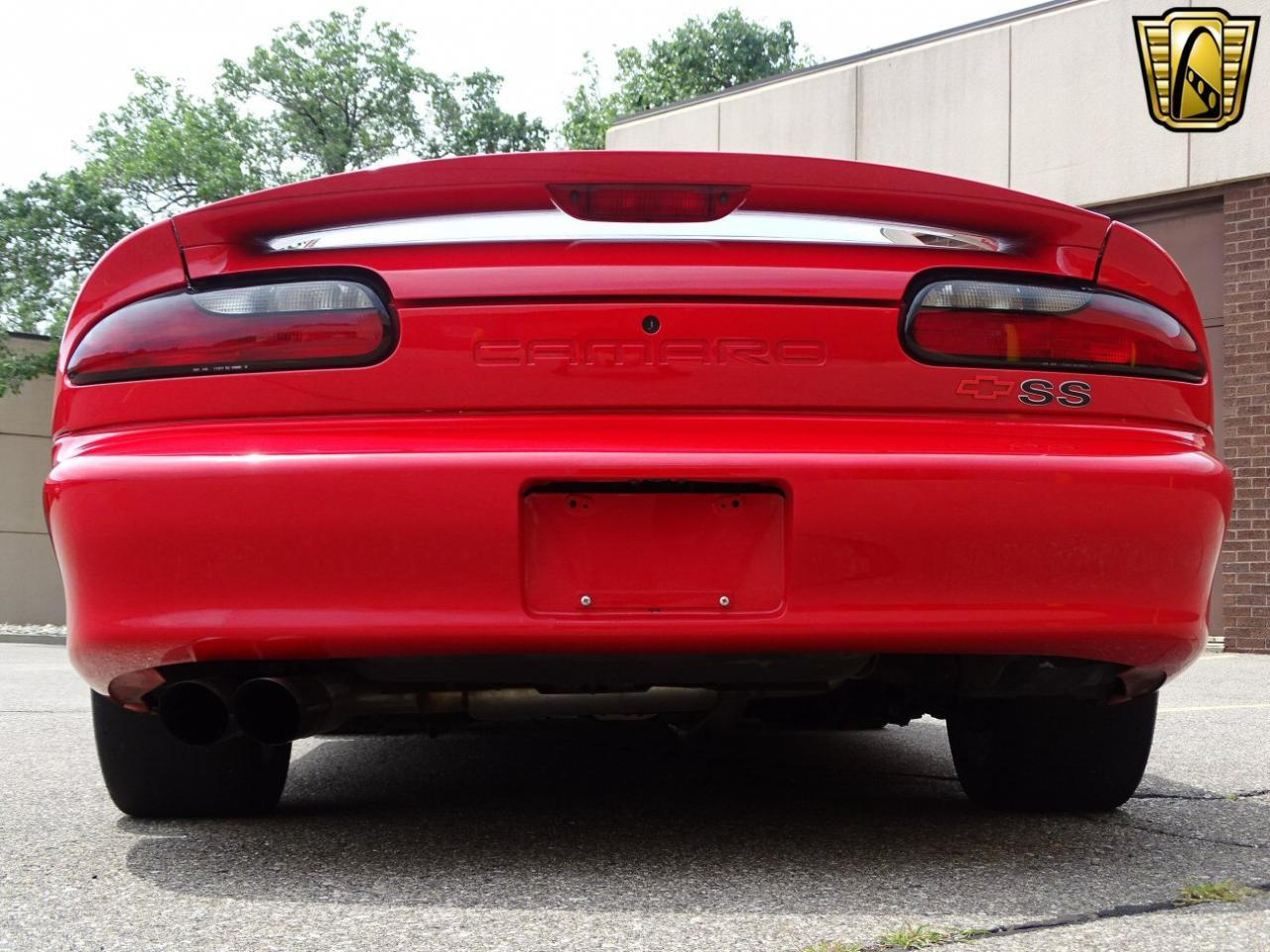Large Picture of '96 Chevrolet Camaro located in Dearborn Michigan Offered by Gateway Classic Cars - Detroit - LDUP
