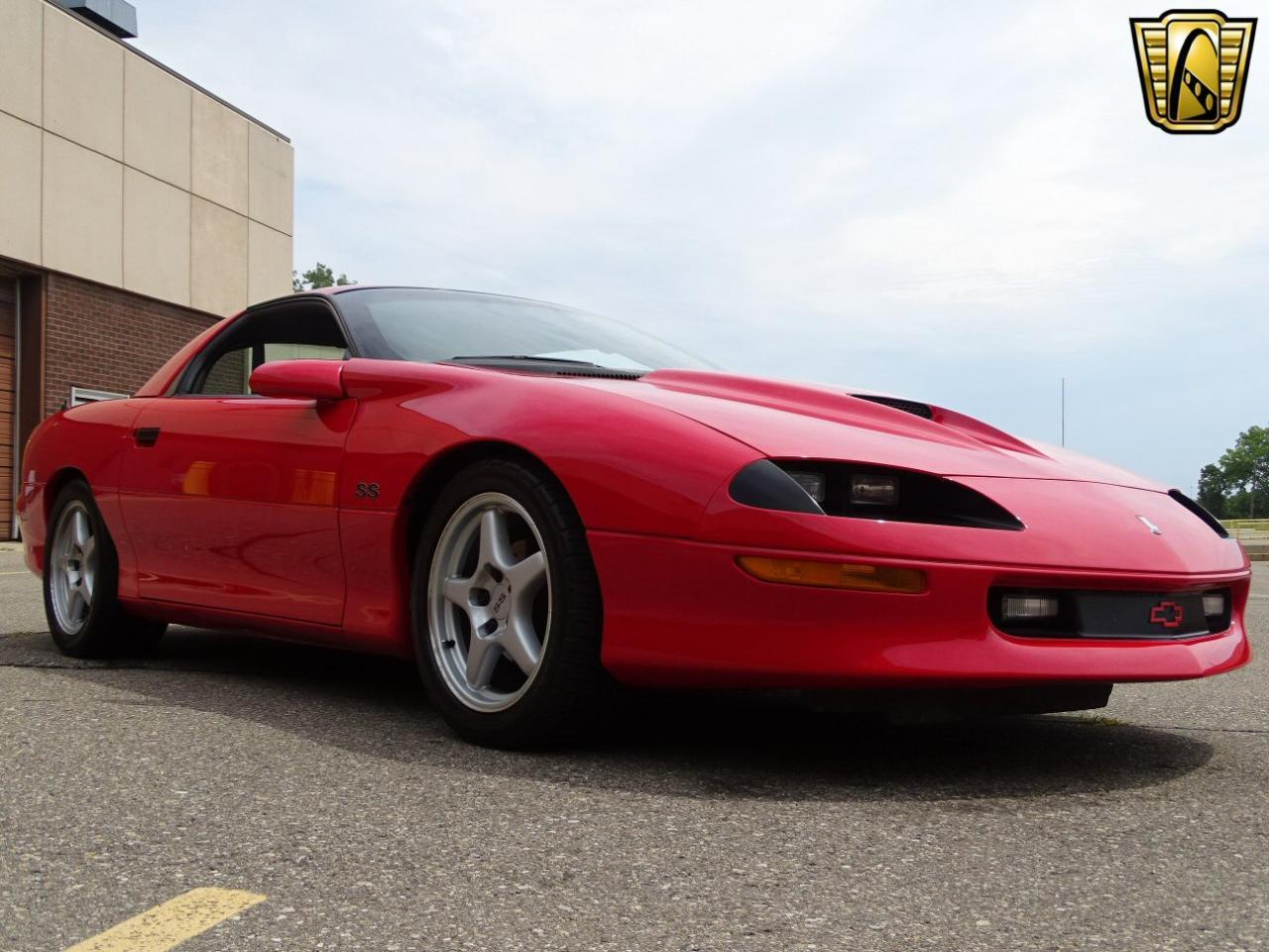 Large Picture of 1996 Chevrolet Camaro located in Dearborn Michigan Offered by Gateway Classic Cars - Detroit - LDUP