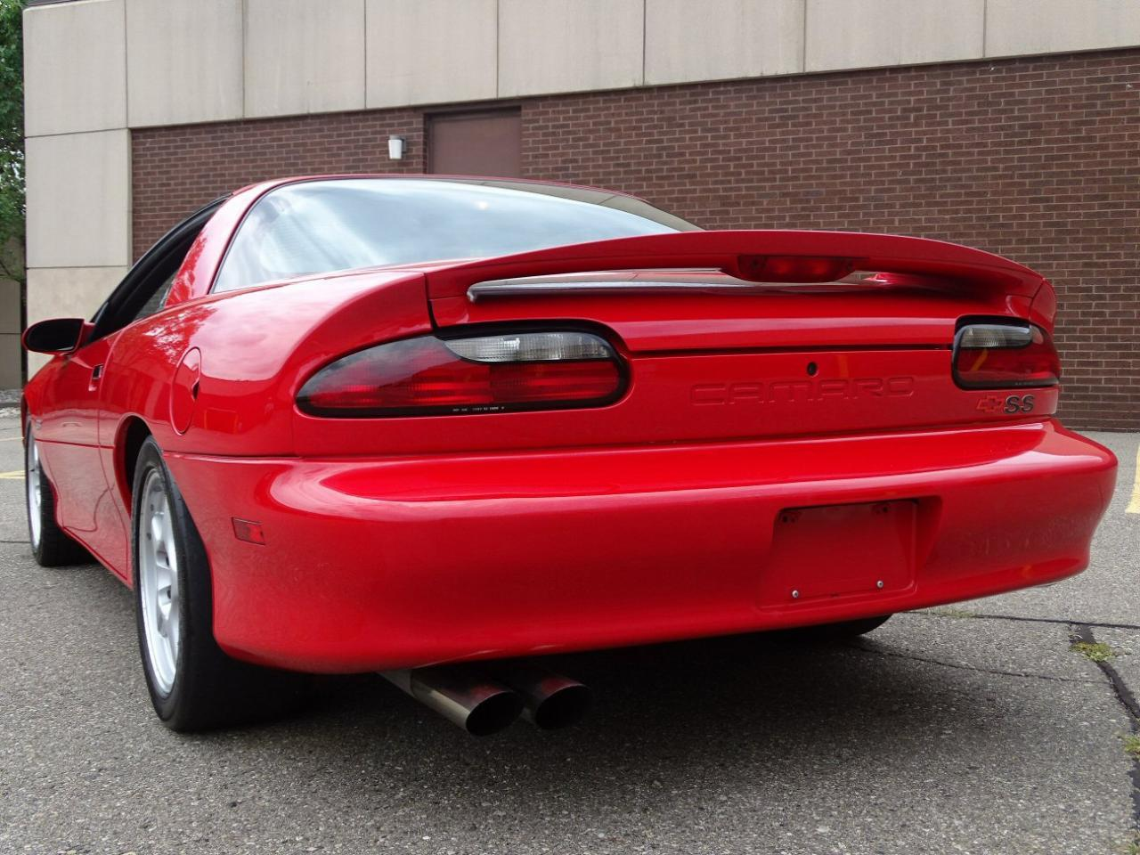 Large Picture of '96 Chevrolet Camaro - $13,595.00 Offered by Gateway Classic Cars - Detroit - LDUP