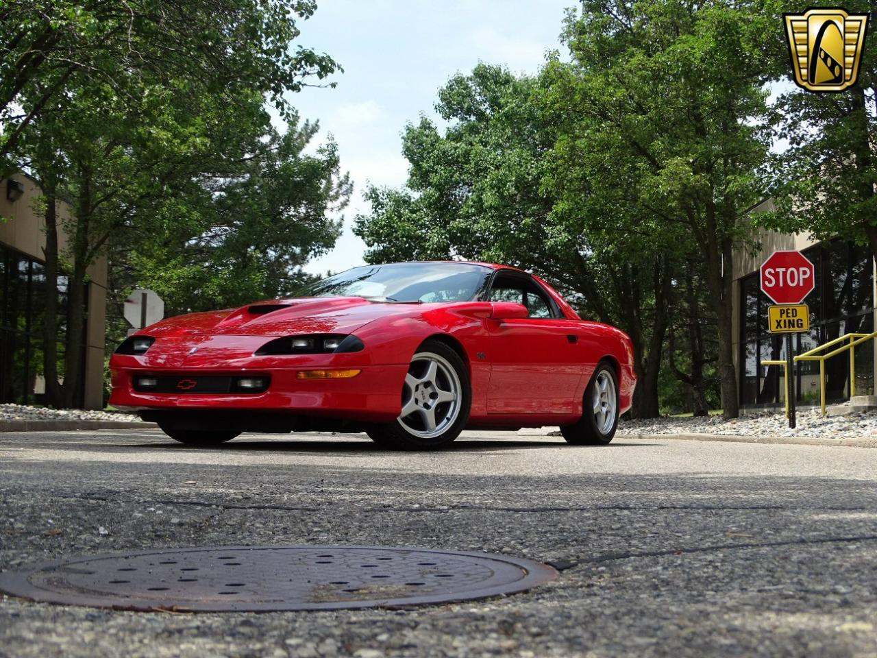 Large Picture of '96 Chevrolet Camaro located in Michigan - $13,595.00 Offered by Gateway Classic Cars - Detroit - LDUP
