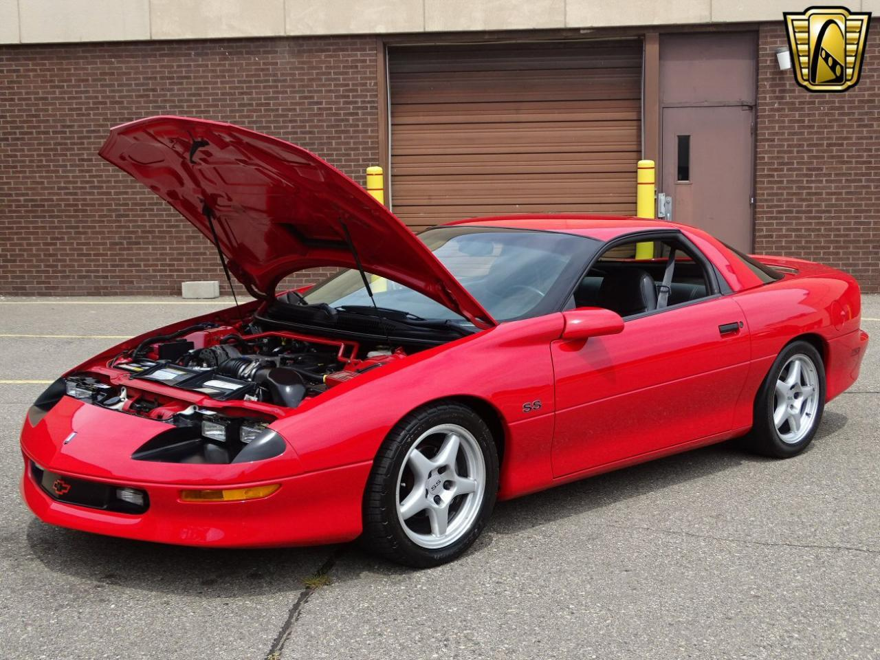 Large Picture of 1996 Chevrolet Camaro located in Dearborn Michigan - $13,595.00 Offered by Gateway Classic Cars - Detroit - LDUP