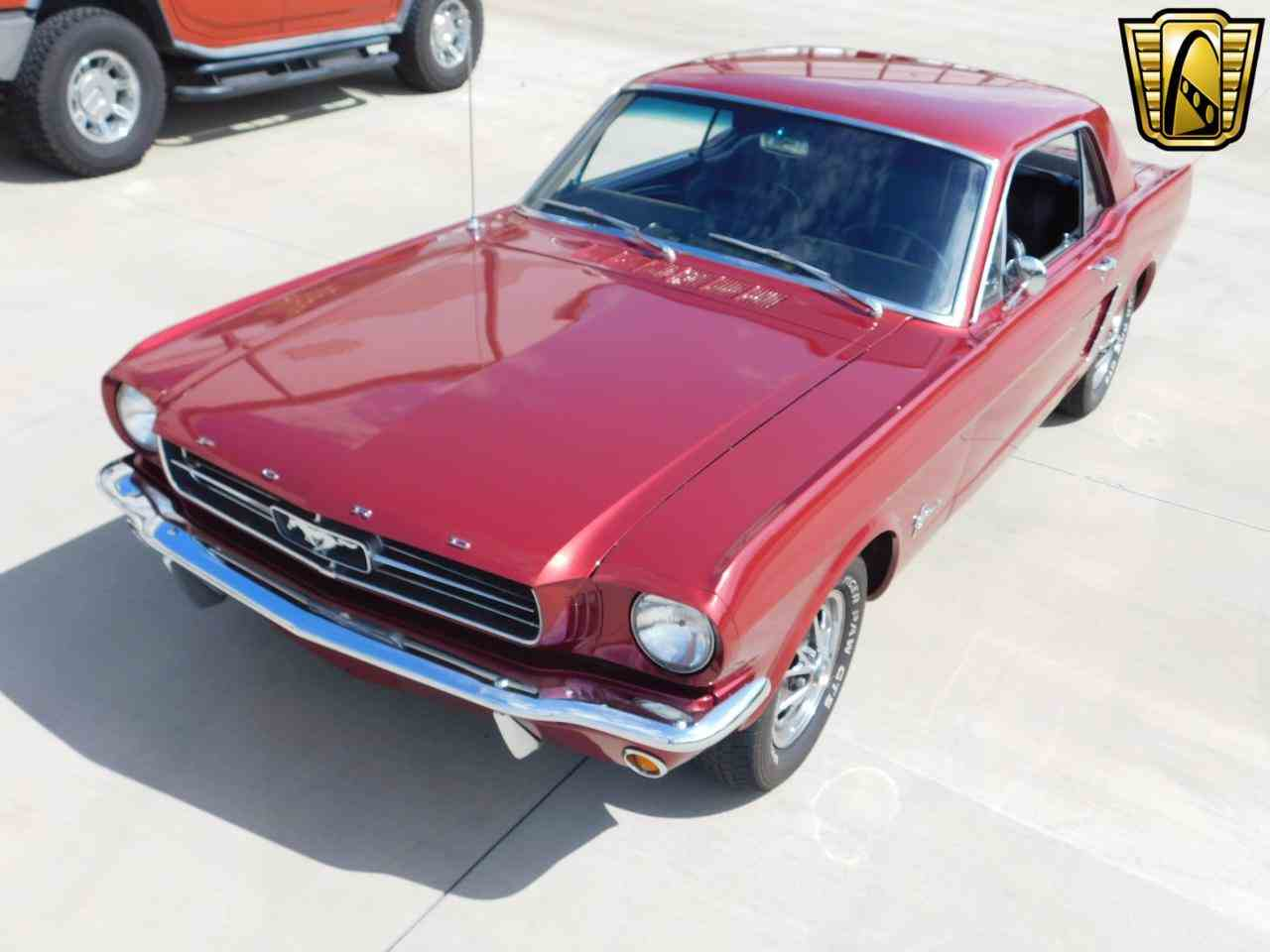 Large Picture of '65 Ford Mustang located in Georgia - $14,595.00 Offered by Gateway Classic Cars - Atlanta - LDV0