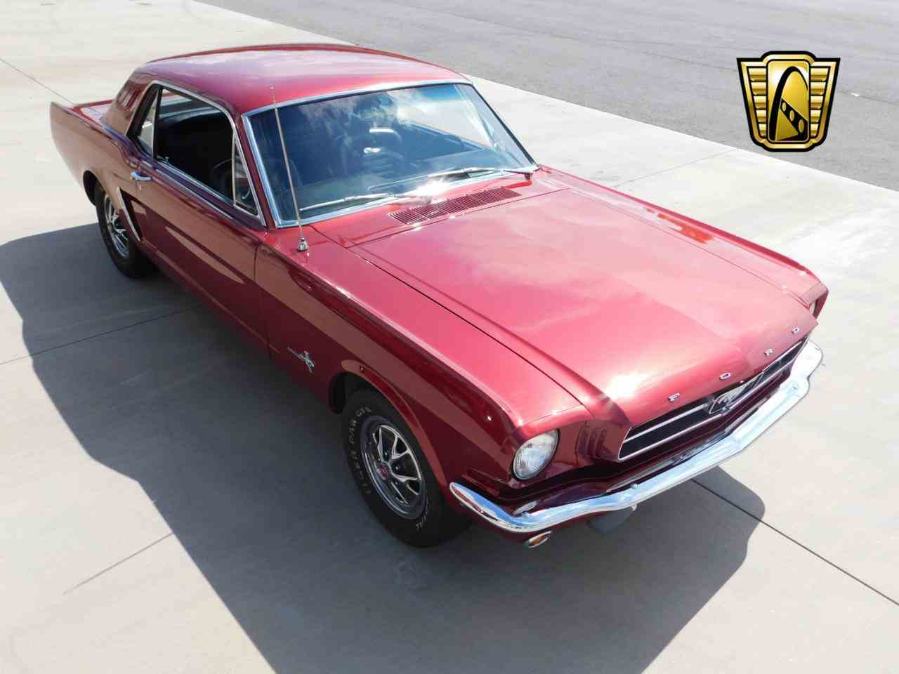 Large Picture of Classic 1965 Ford Mustang located in Georgia - $14,595.00 - LDV0