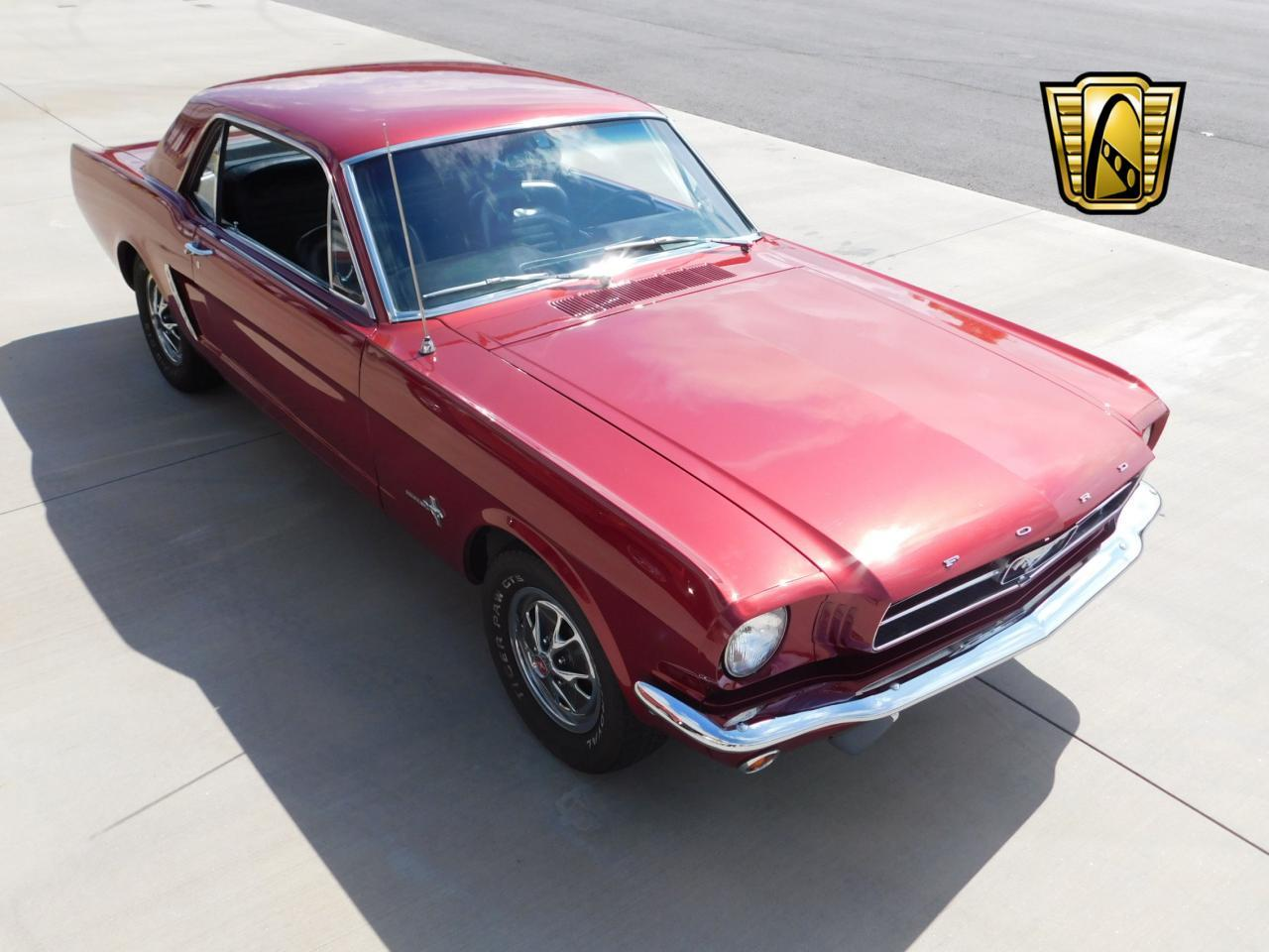 Large Picture of Classic 1965 Mustang located in Georgia - LDV0