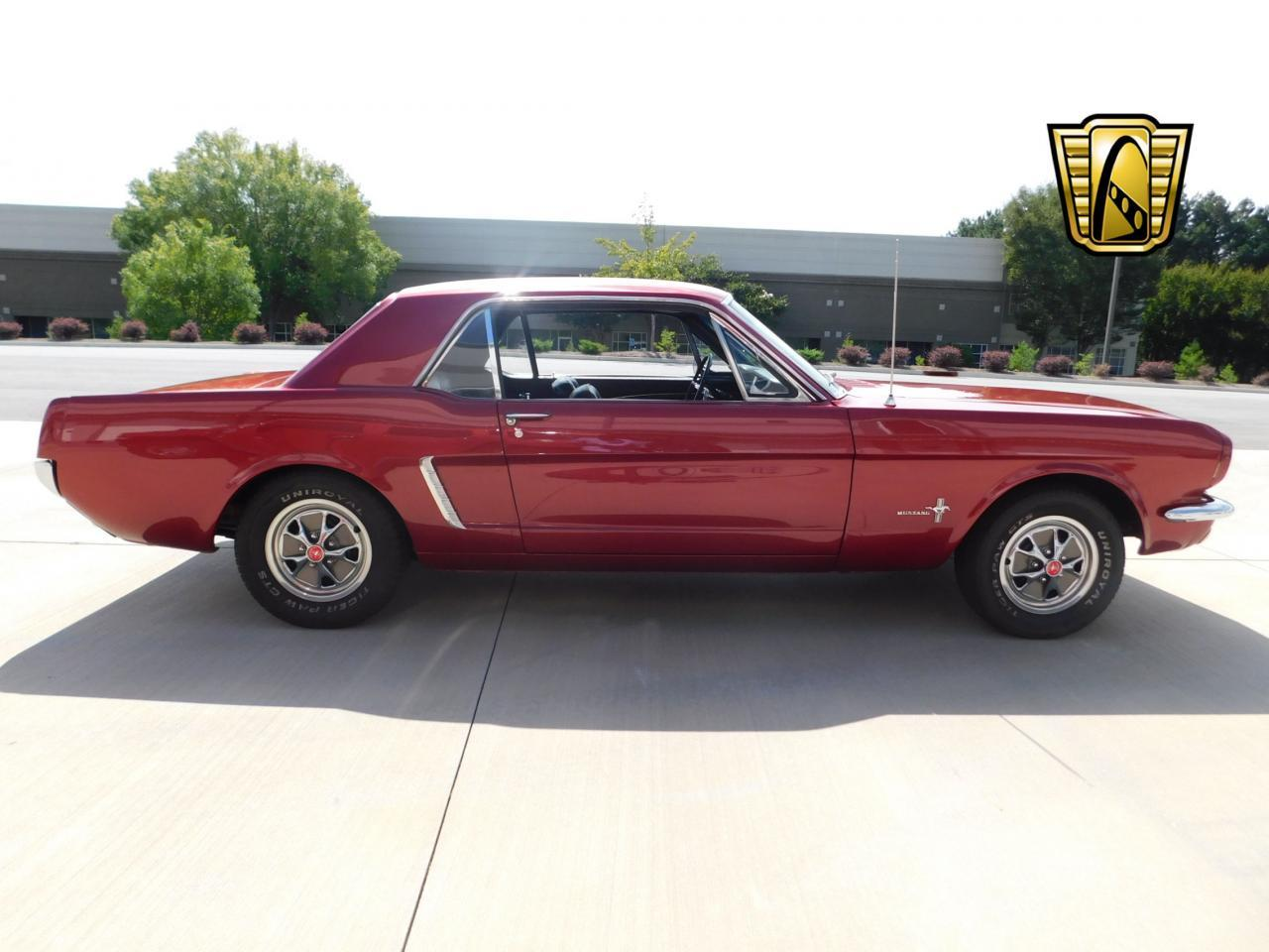 Large Picture of '65 Ford Mustang located in Alpharetta Georgia - $14,595.00 Offered by Gateway Classic Cars - Atlanta - LDV0