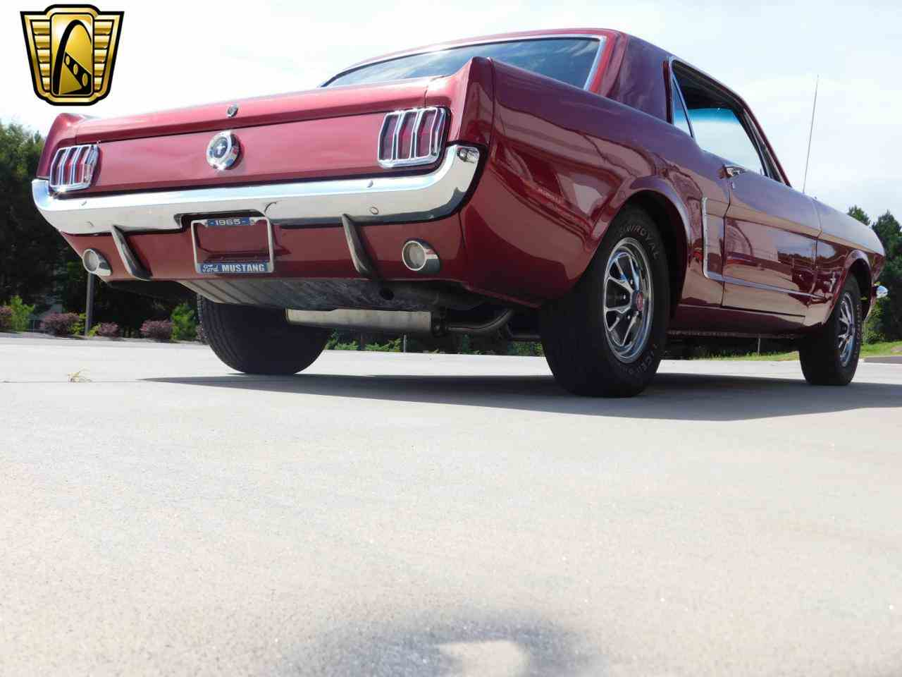 Large Picture of Classic '65 Ford Mustang located in Georgia - $14,595.00 - LDV0