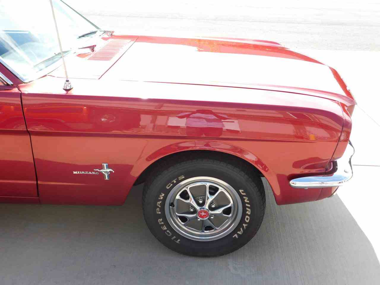 Large Picture of Classic '65 Mustang - LDV0