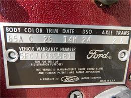 Picture of '65 Ford Mustang located in Alpharetta Georgia - $14,595.00 - LDV0