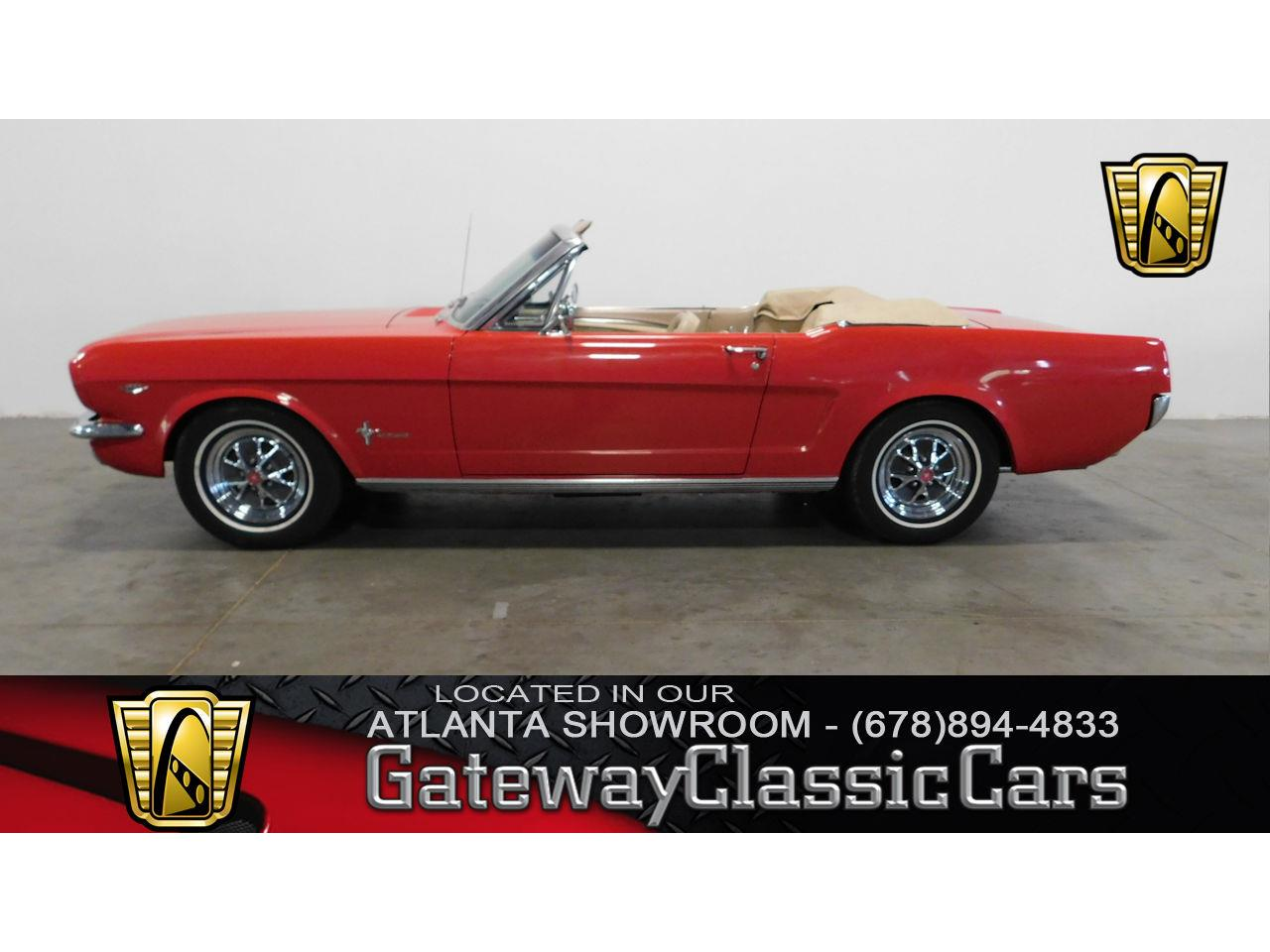 Large Picture of 1965 Mustang located in Georgia - $30,595.00 - LDV2