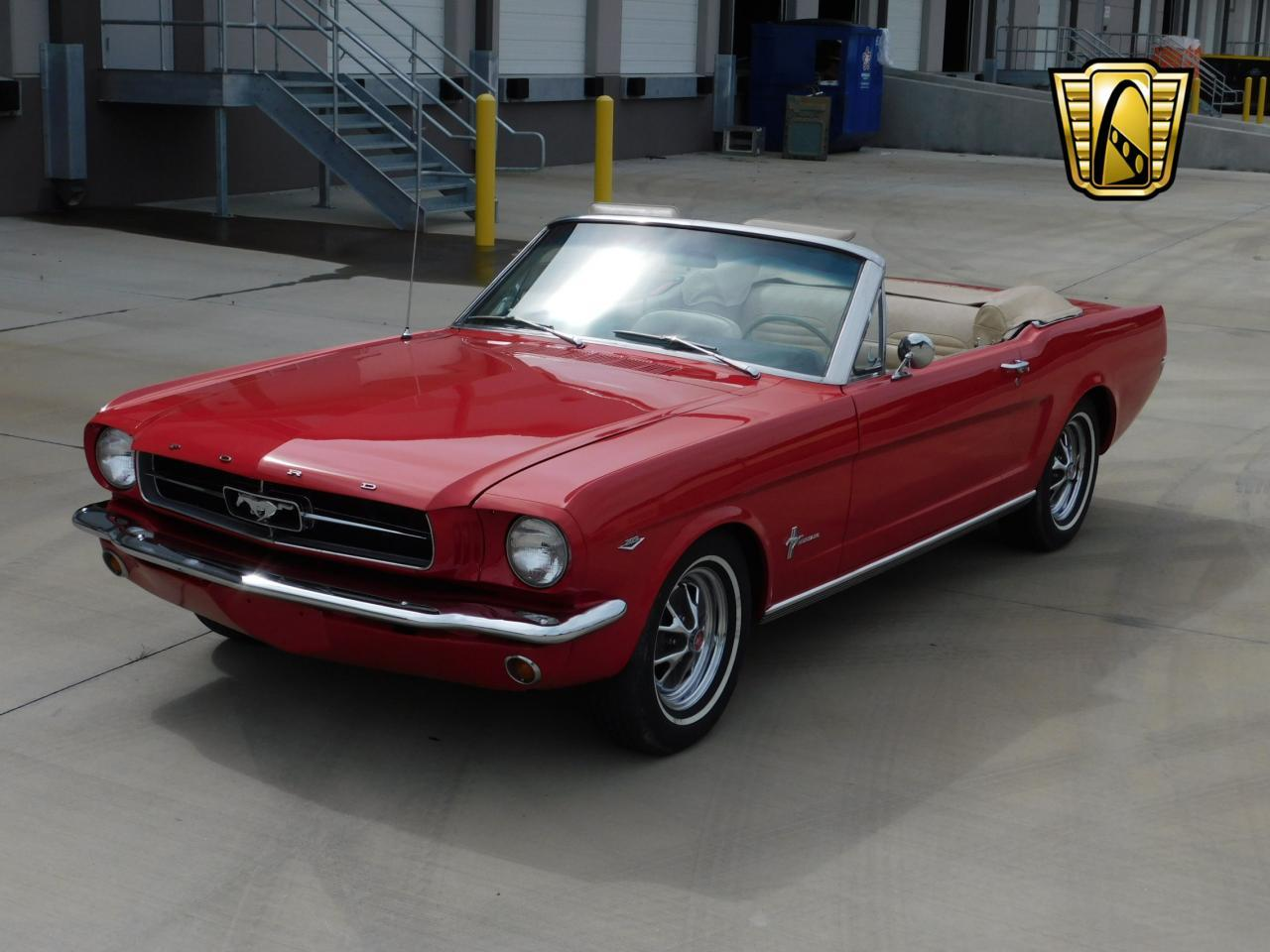 Large Picture of 1965 Mustang - $30,595.00 - LDV2