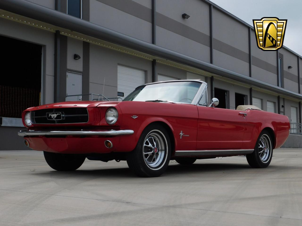 Large Picture of '65 Mustang - $30,595.00 Offered by Gateway Classic Cars - Atlanta - LDV2