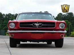 Picture of '65 Ford Mustang located in Georgia Offered by Gateway Classic Cars - Atlanta - LDV2