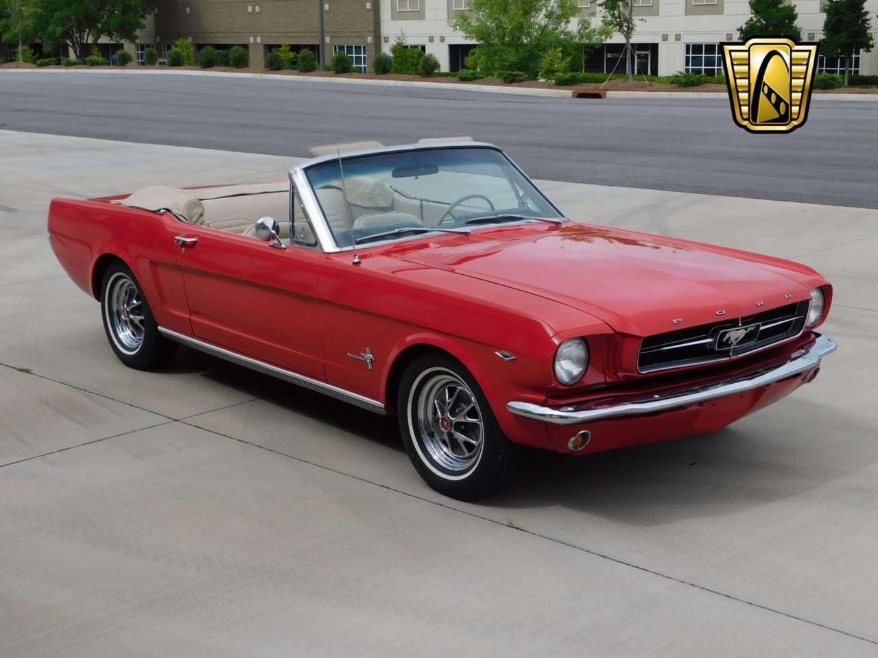 Large Picture of Classic 1965 Ford Mustang located in Alpharetta Georgia - LDV2
