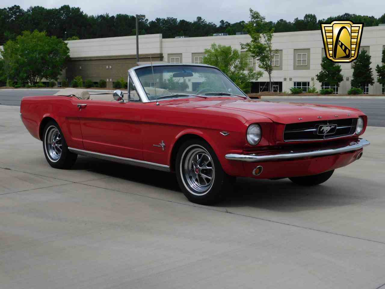 Large Picture of '65 Mustang - LDV2