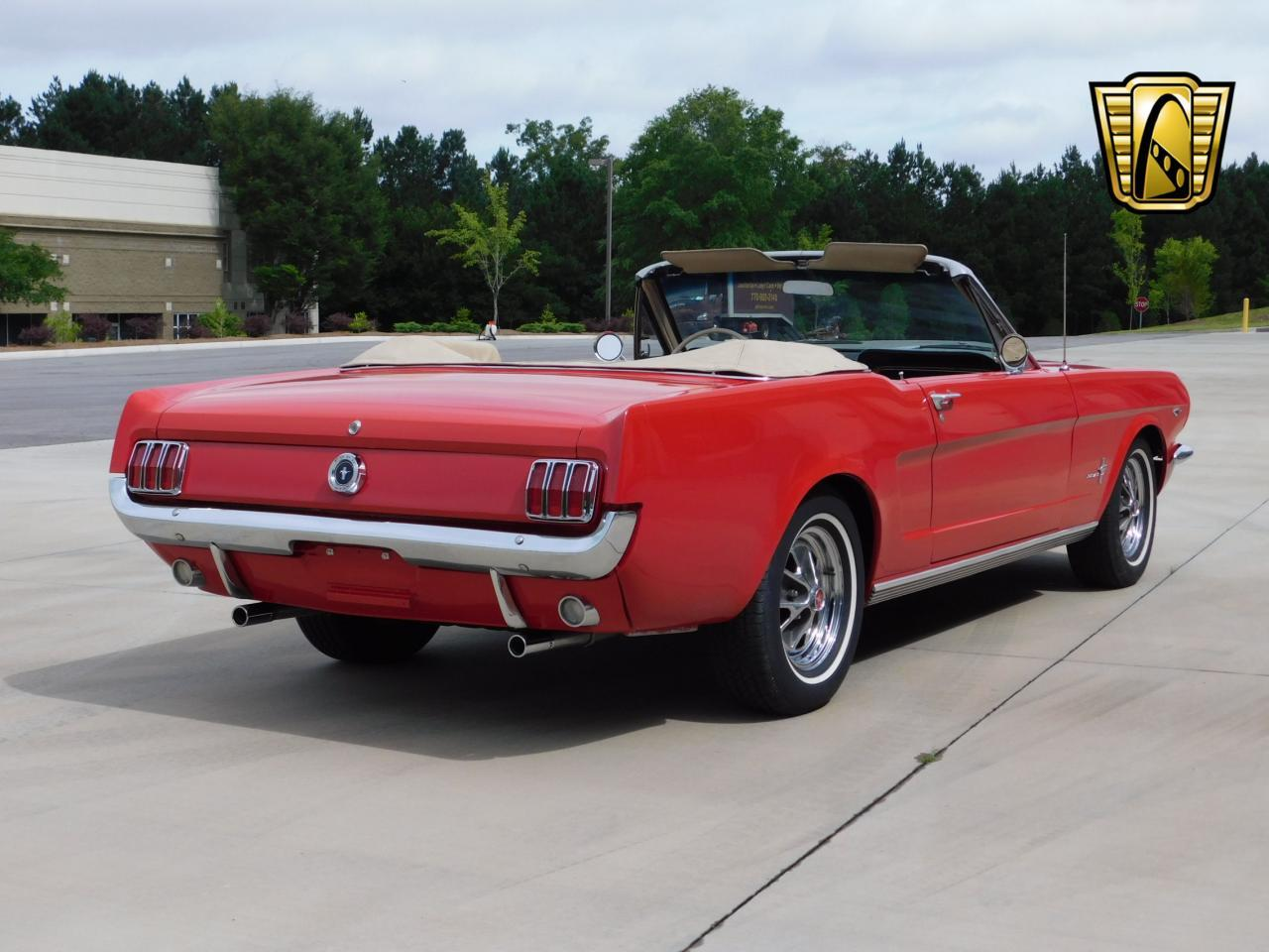 Large Picture of '65 Ford Mustang located in Georgia - $30,595.00 - LDV2