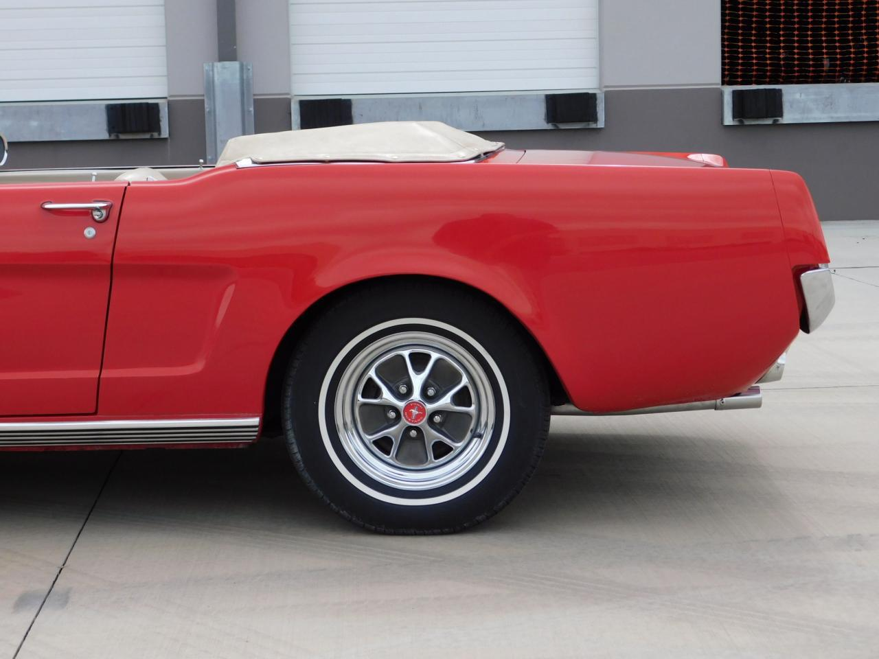 Large Picture of Classic 1965 Mustang located in Alpharetta Georgia Offered by Gateway Classic Cars - Atlanta - LDV2