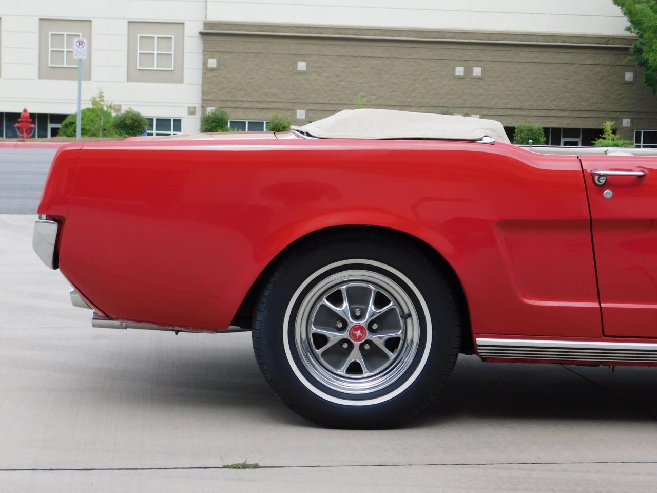 Large Picture of Classic '65 Ford Mustang located in Alpharetta Georgia - $30,595.00 - LDV2