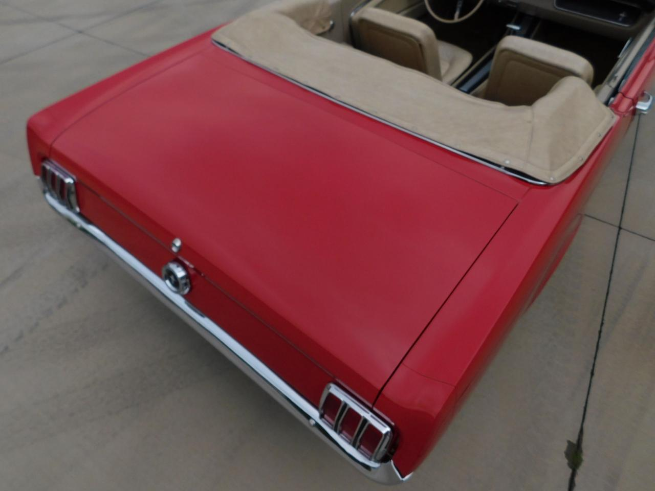 Large Picture of Classic '65 Mustang located in Alpharetta Georgia Offered by Gateway Classic Cars - Atlanta - LDV2