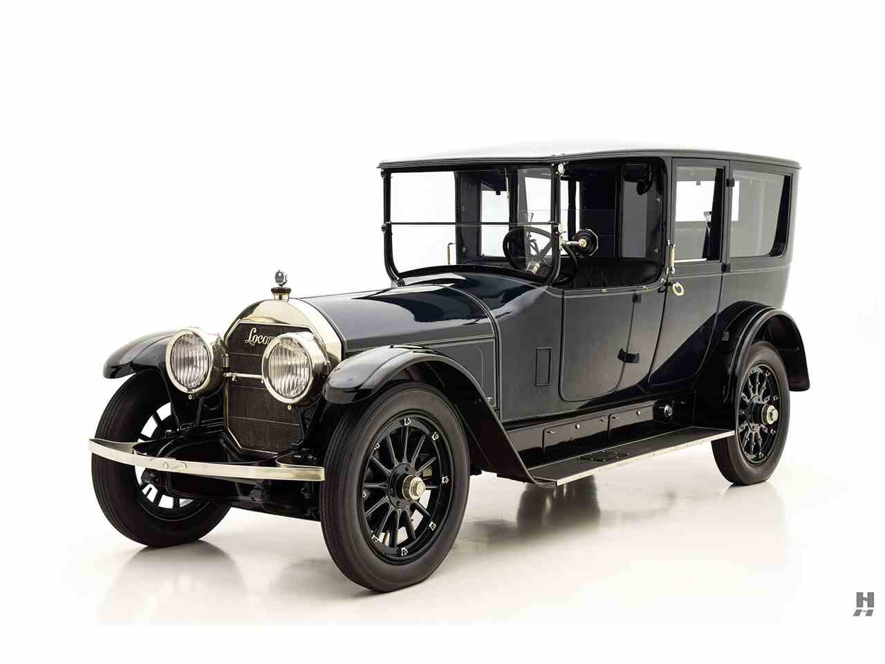 Large Picture of Classic 1924 Model 48 - LDV9