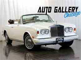 Picture of '82 Rolls-Royce Corniche II Offered by Auto Gallery Chicago - LDVR