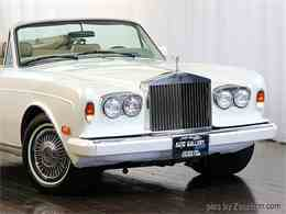 Picture of 1982 Corniche II located in Addison Illinois Offered by Auto Gallery Chicago - LDVR