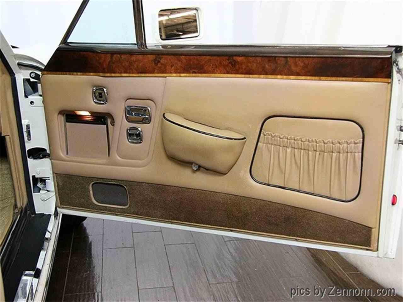Large Picture of 1982 Rolls-Royce Corniche II - $54,990.00 - LDVR